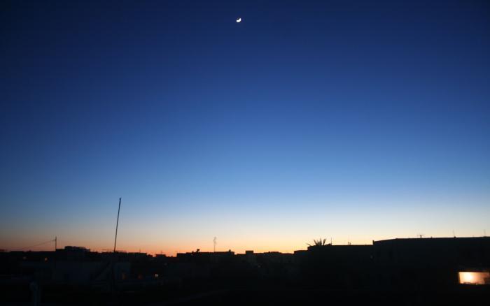 Moonrise tunis lever et coucher de la lune tunis - Heure de lever et coucher de la lune ...