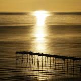Sunrise Saltburn-by-the-Sea - The beach and sea